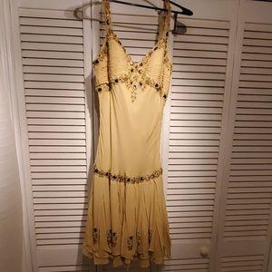 AUTH SUE WONG dress